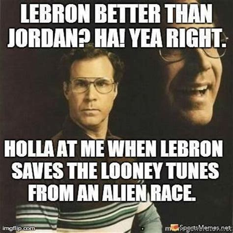 Athlete Memes - space jam spaces and miami heat on pinterest