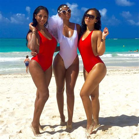 bachelorette party swimsuits instylecom