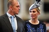 Zara Phillips and Mike Tindall suffer a miscarriage in ...