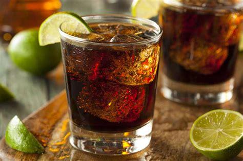 cuba libre drink cuban cocktail recipe