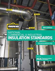 National Commercial  U0026 Industrial Insulation Standards