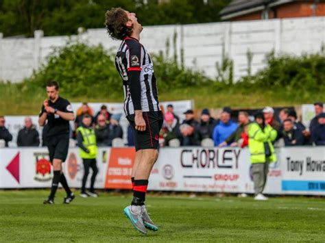 Home is where the art is says Chorley FC striker Josh ...