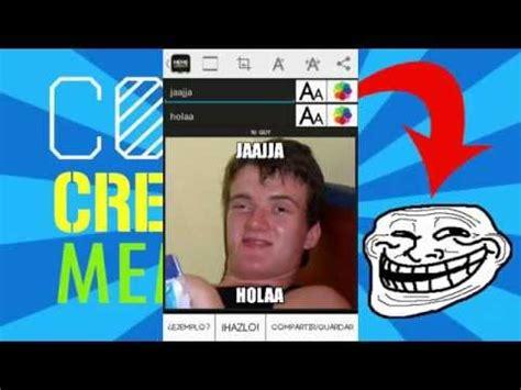 Meme Generator Pro - como descargar el programa para hacer memes doovi