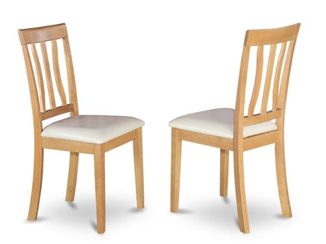 kitchen and dining furniture set of 2 antique dinette kitchen dining chairs leather