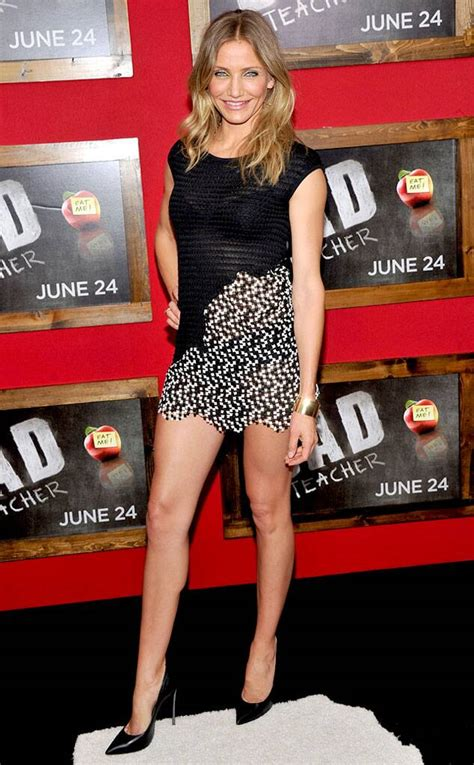 Cameron Diaz Best by Walk It Out From Cameron Diaz S Best Looks E News