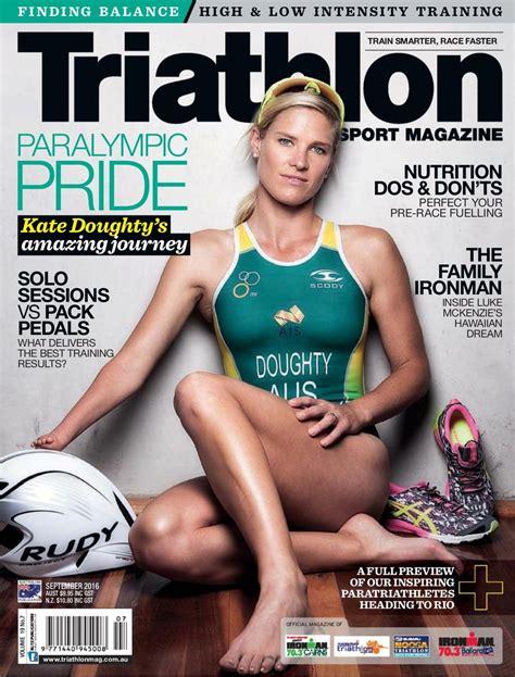 Triathlon & Multi Sport Magazine-September 2016 Magazine