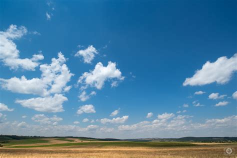Country Fields and Blue Sky Background - High-quality Free ...