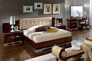 Schlafzimmer Set Modern : luxus schlafzimmer komplett ~ Markanthonyermac.com Haus und Dekorationen