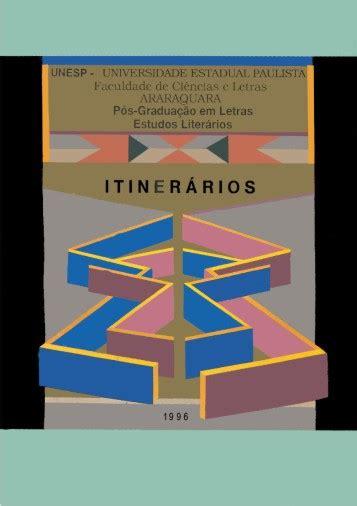 Narrativa e resistência | ITINERÁRIOS – Revista de Literatura