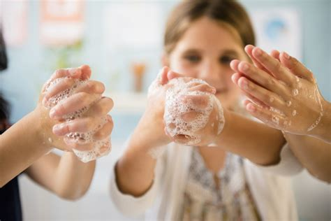 Cleaning In School For Kids With A Peanut Allergy