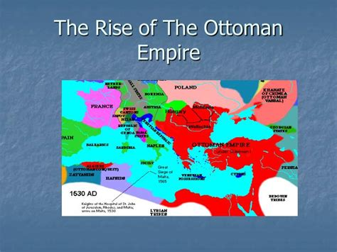 The Rise Of The Ottoman Empire by Ppt Islam And The Islamic Empires Powerpoint