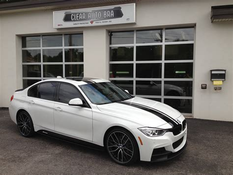 Bmw Xpel Paint Protection Film 3m Vinyl Custom Stripes St