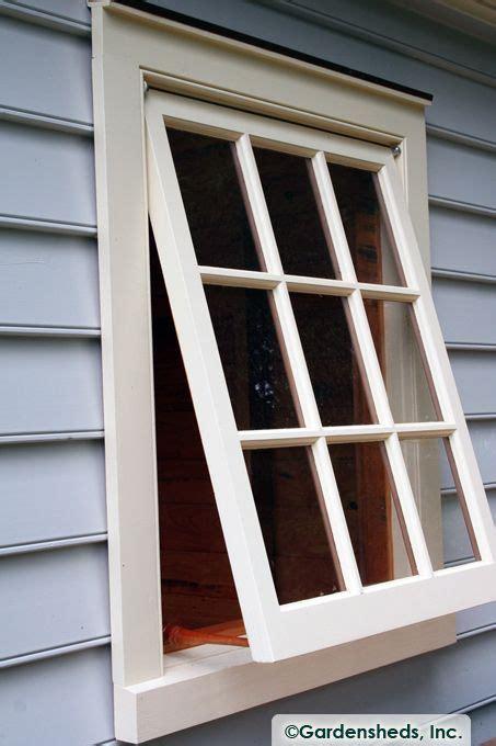awning windows window garden shed push window hinged window barn window