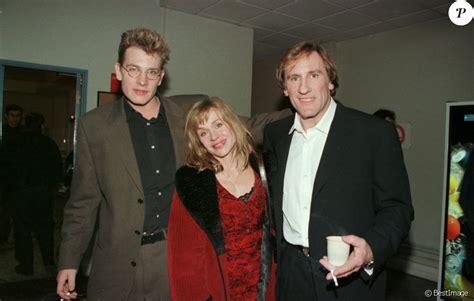 elisabeth depardieu taille g 233 rard depardieu avec elisabeth et guillaume en 1996 224