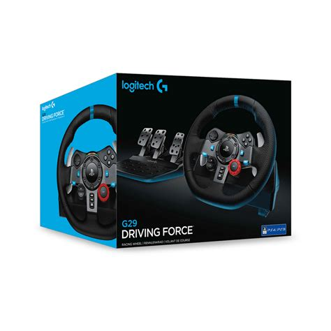 volante logitech ps3 volante ps4 logitech g29 driving con pedalera phi