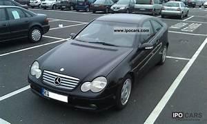 Mercedes C220 Cdi 2002 : mercedes classe c 220 cdi coupe sport 2002 ~ Medecine-chirurgie-esthetiques.com Avis de Voitures