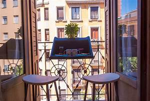 Table Pour Petit Balcon : la table pour petit balcon balkonzept blog deco clemaroundthecorner ~ Melissatoandfro.com Idées de Décoration