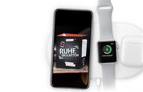iphone 6 induktives laden induktives laden mit dem neuen iphone x 8 apfelmag