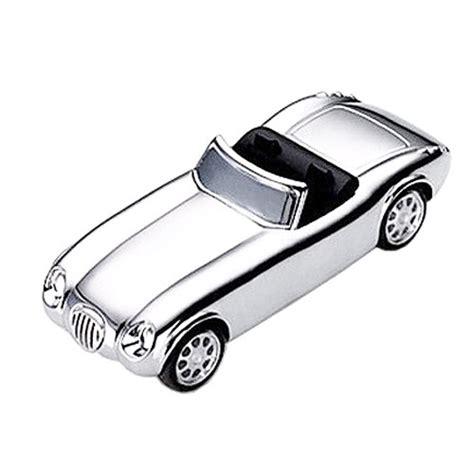 cadeau bureau presse papier et porte stylos voiture aimantée décoration