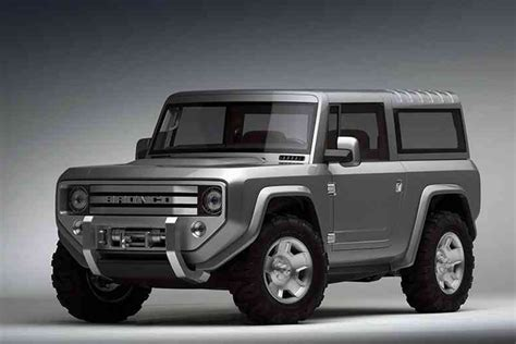 model years   ford bronco page