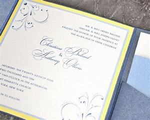 58 best yellow and blue vow renewal images on pinterest With navy wedding invitations ireland