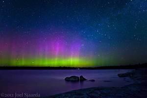 Purple northern lights. #auroraborealis | photos | Pinterest