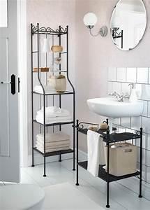 Accessoires Salle De Bain Ikea : optimiser une petite salle de bains 8 astuces indispensables ~ Dailycaller-alerts.com Idées de Décoration