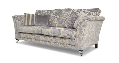 Floral Print Couch. Hogarth Floral 4 Seater Sofa Hogarth Sofa Malaysia 2017 Comprar Sofas Online Mexico How To Remove Mold From Leather Easy Clean White 2 Cushion Recliner Standard Pillow Sizes Modern Sleeper Bed Mattress 3 Seater Uk