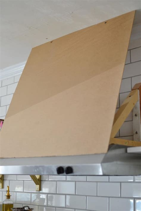 Kitchen Vent Plans by 13 Pictures Of A Truly Inspiring Diy Range Cover