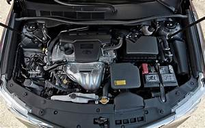 2007 Toyota Camry Se Engine Diagram