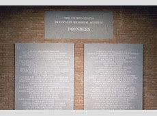 Founders Society — United States Holocaust Memorial Museum