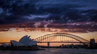 Sydney Bridge Harbour Cinemagraph Climb Opera Melbourne