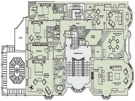 Mansion Floor Plans by Mansion Floor Plans Authentic House