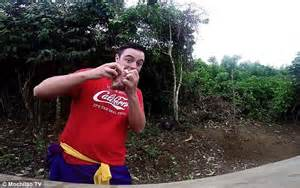 Monkey Steals Camera Takes Selfie