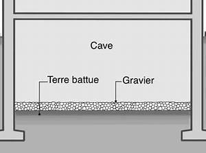 Ventilation Naturelle D Une Cave : comment traiter les murs et le sol d 39 une cave leroy merlin ~ Premium-room.com Idées de Décoration