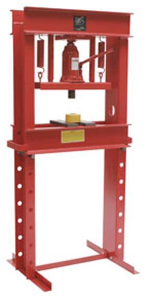 jet equipment portable hydraulic press westville grand rental station plaistow nh