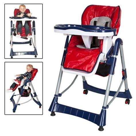chaise haute bebe reglable en hauteur chaise haute pour bébé enfant grand confort pliable