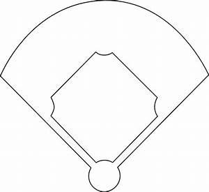Baseball Diamond Diagram