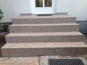 Steinteppich Treppe Außen : treppe steinteppich fertig mx protec ~ Sanjose-hotels-ca.com Haus und Dekorationen