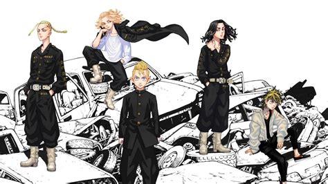 adaptasi anime tokyo revengers diumumkan rilis