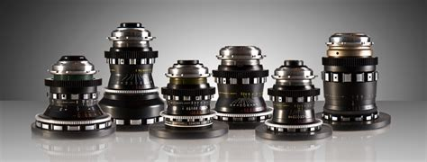 35mm spherical lenses