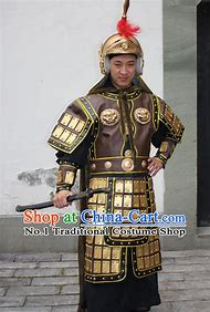 Ancient Chinese General Armor