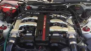 Built And Boosted Nissan 300zx 645whp