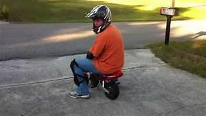 Custom Ride Ons - 24v Razor Pocket Rocket Motorcycle