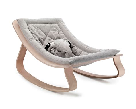 chaise en bois bébé modern baby furniture from crane design