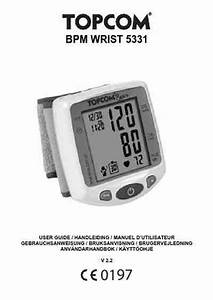Topcom Bpm 5331 Blood Pressure Monitor Download Manual For