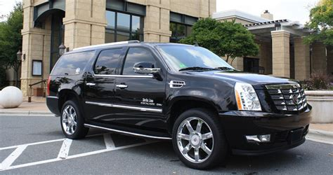 Luxury Car Service by Cadillac Escalade Orlando Luxury Car Service