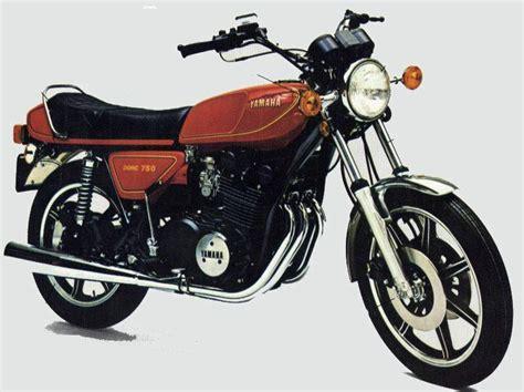 Yamaha Xs750 Gallery