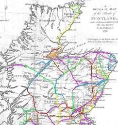 North Scotland Map