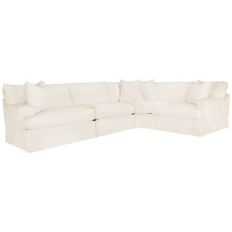 white fabric sectional city furniture white fabric small two arm sectional